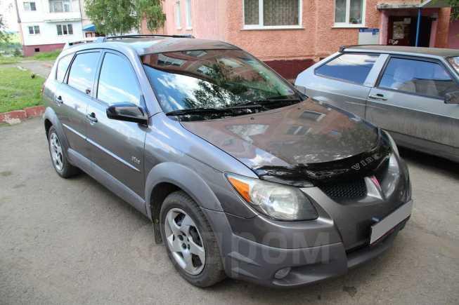 Pontiac Vibe, 2003 год, 410 000 руб.