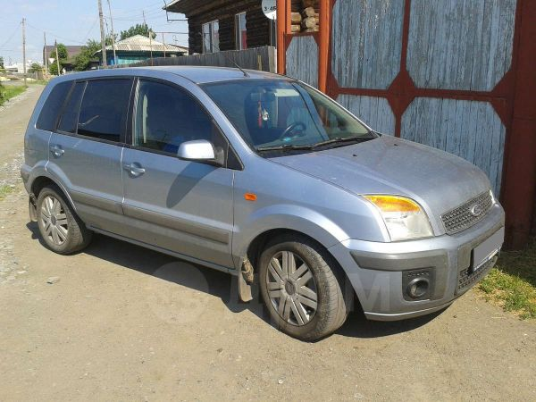 Ford Fusion, 2007 год, 430 000 руб.
