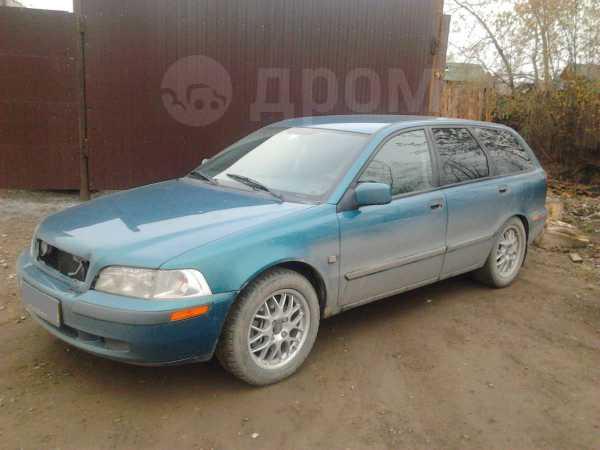 Volvo V40, 2000 год, 250 000 руб.