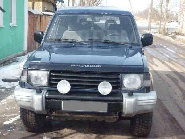 Mitsubishi Pajero, 1993 год, 265 000 руб.