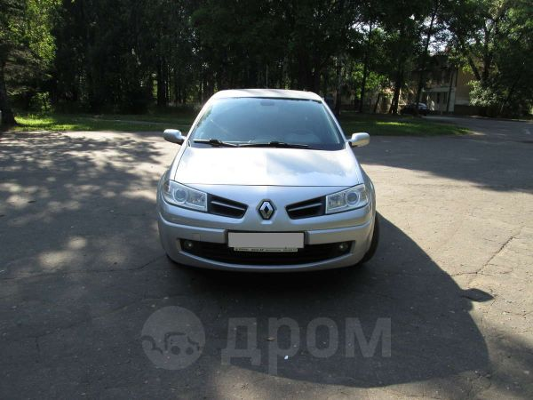 Renault Megane, 2008 год, 370 000 руб.