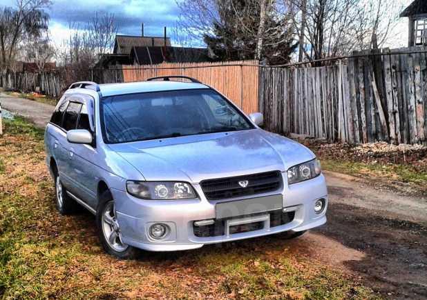Nissan Avenir, 2002 год, 229 000 руб.