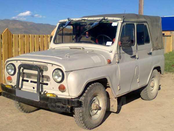 УАЗ 469, 1996 год, 130 000 руб.