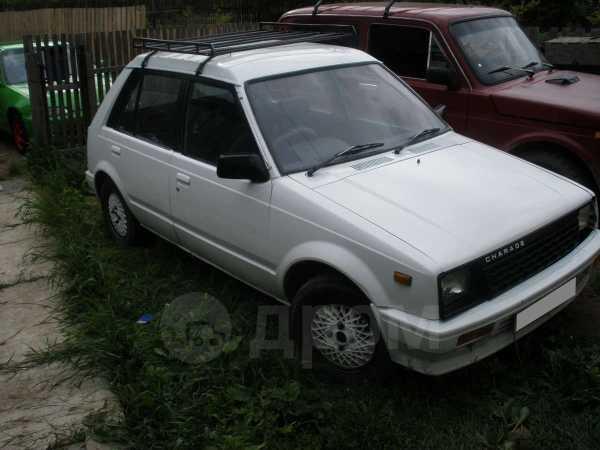 Daihatsu Charade, 1986 год, 40 000 руб.