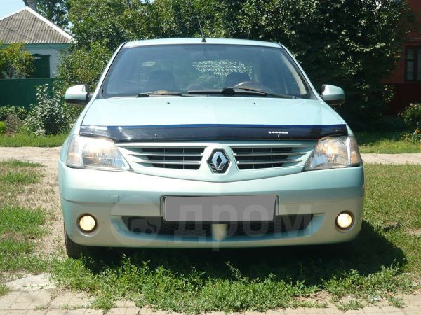 Renault Logan, 2007 год, 278 000 руб.