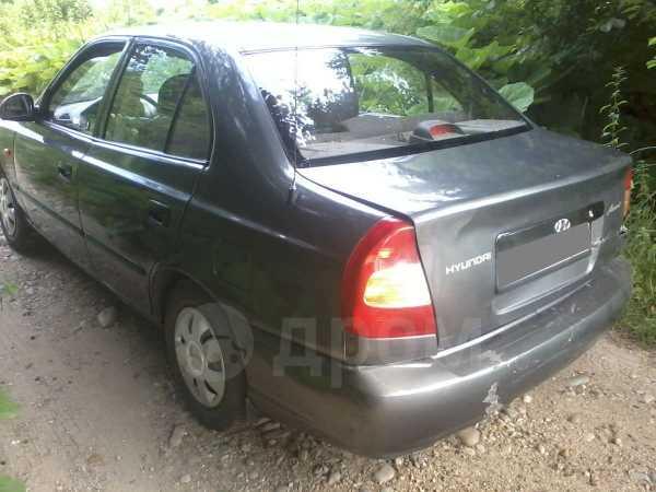 Hyundai Accent, 2007 год, 160 000 руб.