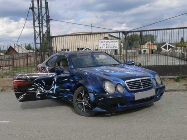Mercedes-Benz CLK-Class, 1997 год, 350 000 руб.
