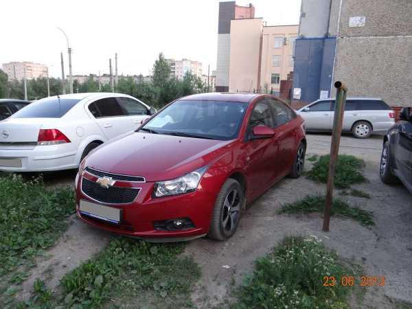 Chevrolet Cruze, 2011 год, 560 000 руб.