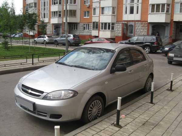 Chevrolet Lacetti, 2008 год, 309 000 руб.