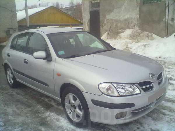 Nissan Almera, 2001 год, 120 000 руб.