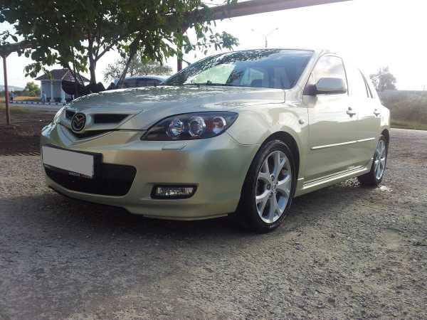 Mazda Mazda3, 2008 год, 540 000 руб.