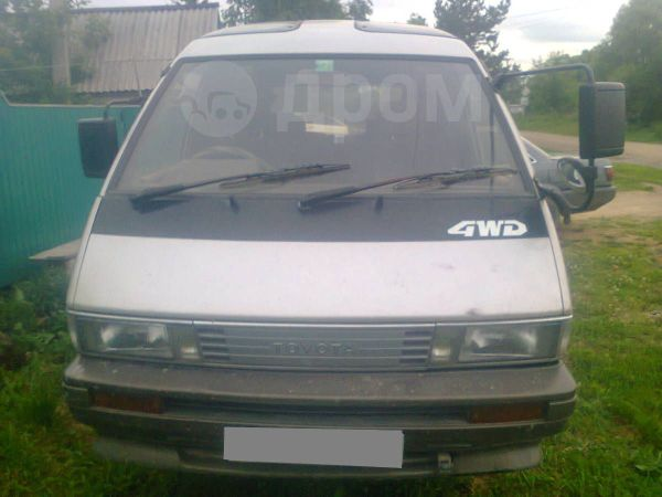 Toyota Town Ace, 1989 год, 65 000 руб.