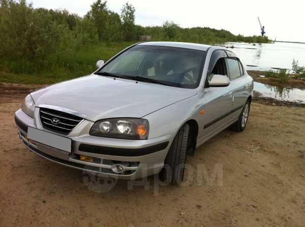 Hyundai Elantra, 2005 год, 325 000 руб.