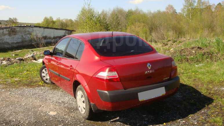 Renault Megane, 2006 год, 290 000 руб.