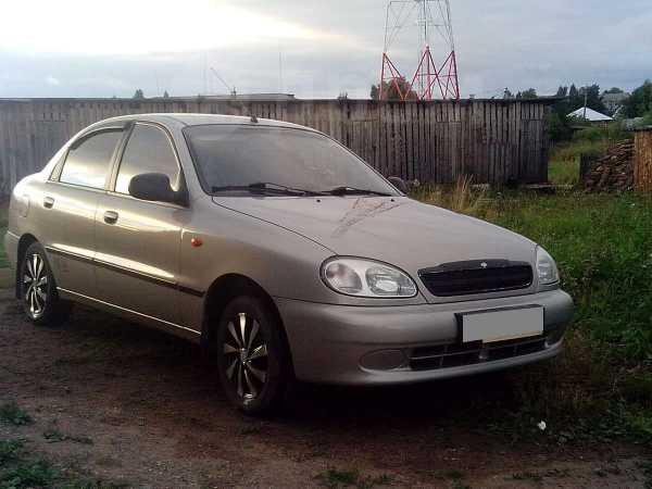 ЗАЗ Сенс, 2009 год, 120 000 руб.