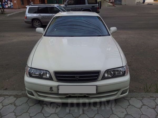 Toyota Chaser, 1999 год, 215 000 руб.