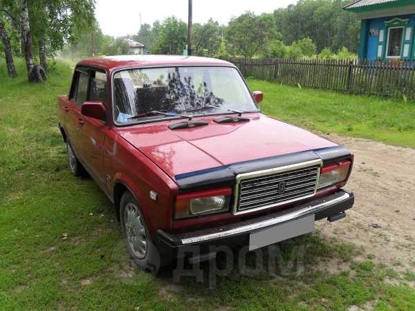 Лада 2107, 1995 год, 65 000 руб.