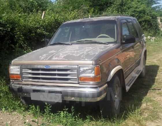 Ford Explorer, 1992 год, 115 000 руб.