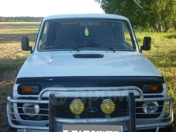 Лада 4x4 2121 Нива, 2007 год, 217 000 руб.