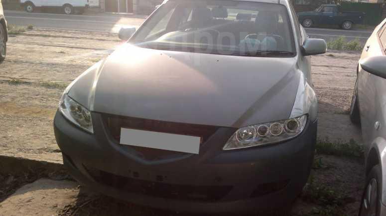 Mazda Mazda6, 2003 год, 185 000 руб.
