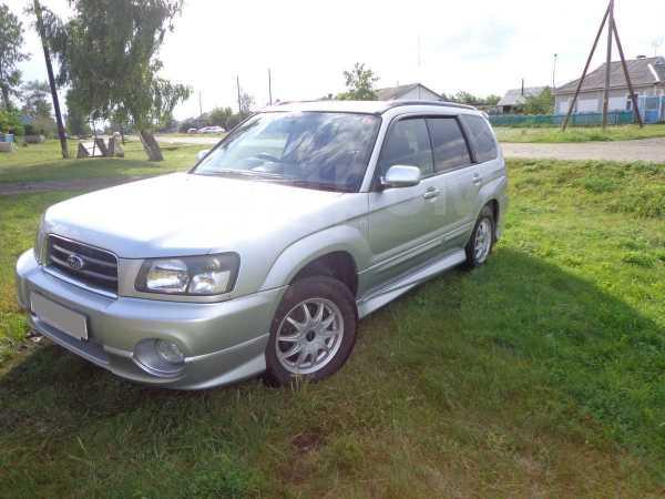 Subaru Forester, 2002 год, 445 000 руб.