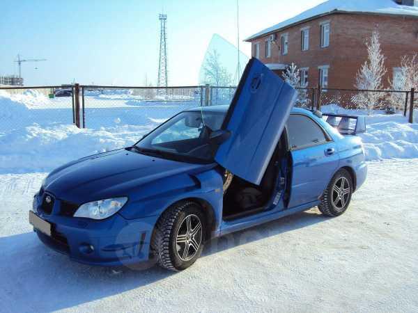 Subaru Impreza, 2007 год, 510 000 руб.