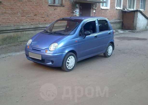 Daewoo Matiz, 2006 год, 128 000 руб.
