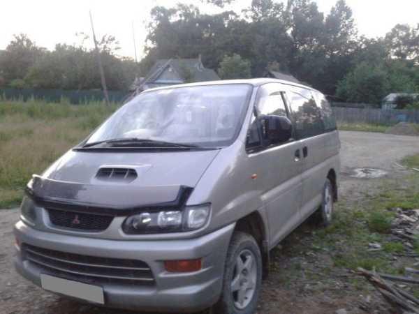 Mitsubishi Delica, 1998 год, 250 000 руб.