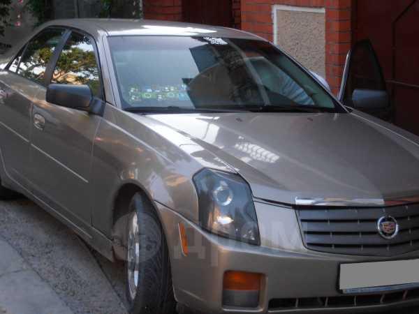 Cadillac CTS, 2003 год, 450 000 руб.