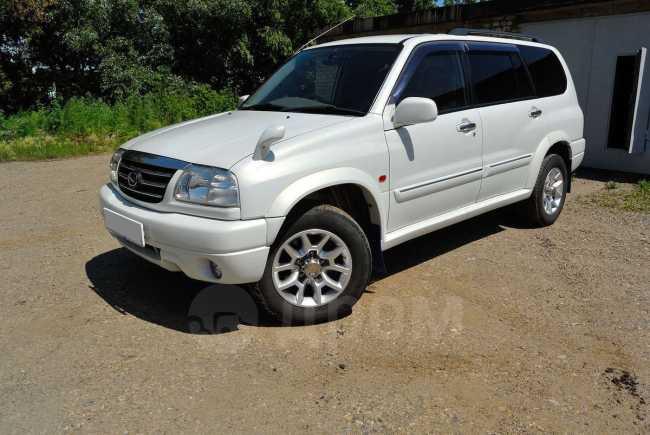Suzuki Grand Escudo, 2001 год, 510 000 руб.