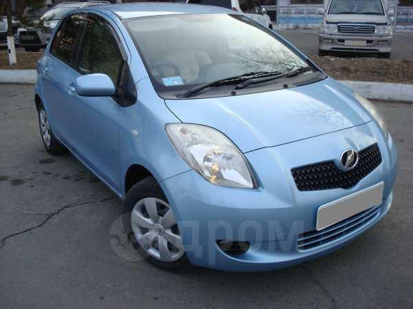 Toyota Vitz, 2005 год, 230 000 руб.