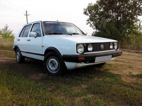 Volkswagen Golf, 1987 год, 85 000 руб.