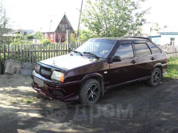 Лада 2109, 1996 год, 90 000 руб.