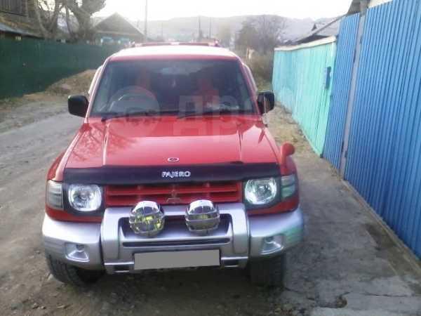 Mitsubishi Pajero, 1998 год, 440 000 руб.