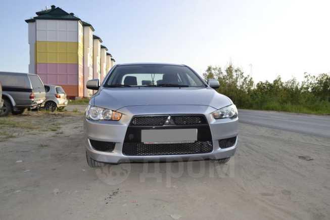Mitsubishi Lancer, 2008 год, 550 000 руб.