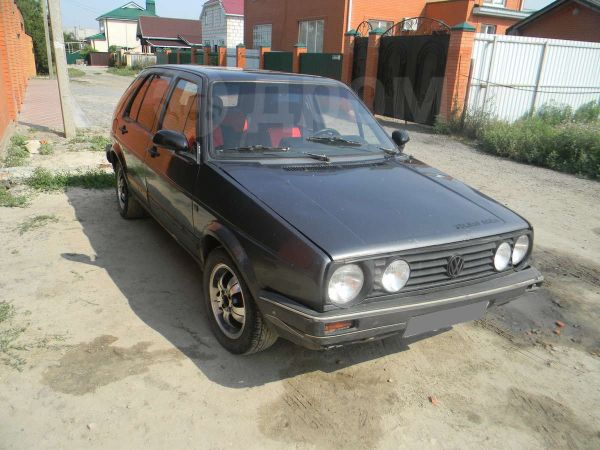 Volkswagen Golf, 1985 год, 60 000 руб.
