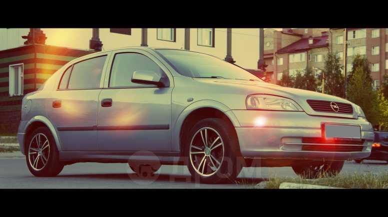 Opel Astra, 2001 год, 260 000 руб.