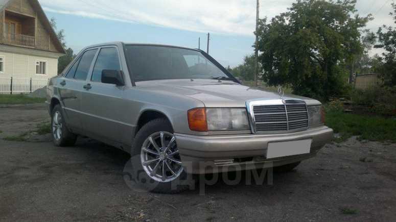 Mercedes-Benz 190, 1989 год, 140 000 руб.