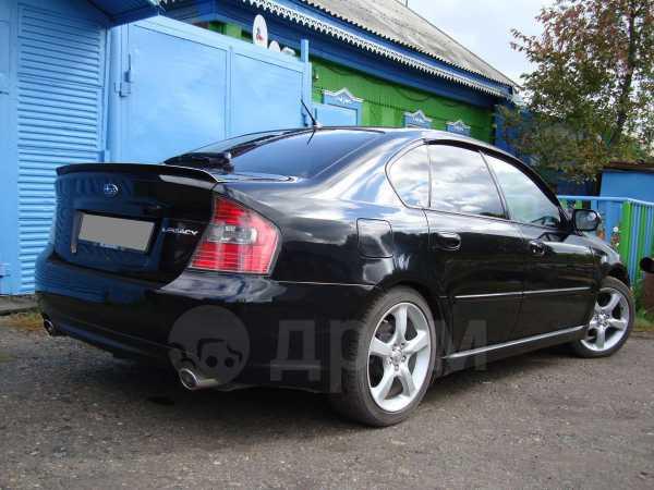 Subaru Legacy B4, 2004 год, 530 000 руб.