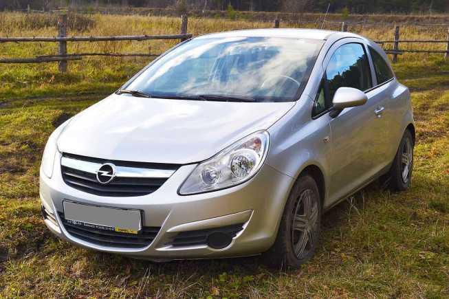 Opel Corsa, 2009 год, 305 000 руб.