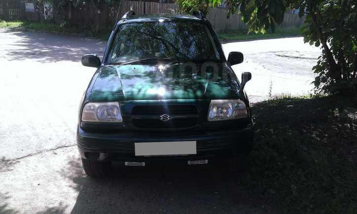 Suzuki Escudo, 1997 год, 310 000 руб.
