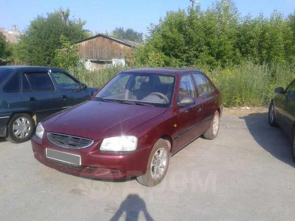 Hyundai Accent, 2010 год, 300 000 руб.