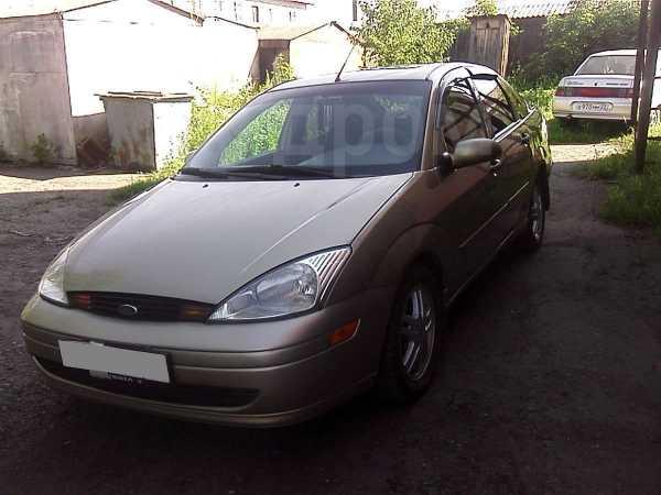 Ford Focus, 2002 год, 310 000 руб.
