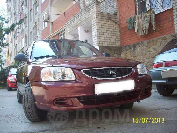 Hyundai Accent, 2006 год, 240 000 руб.