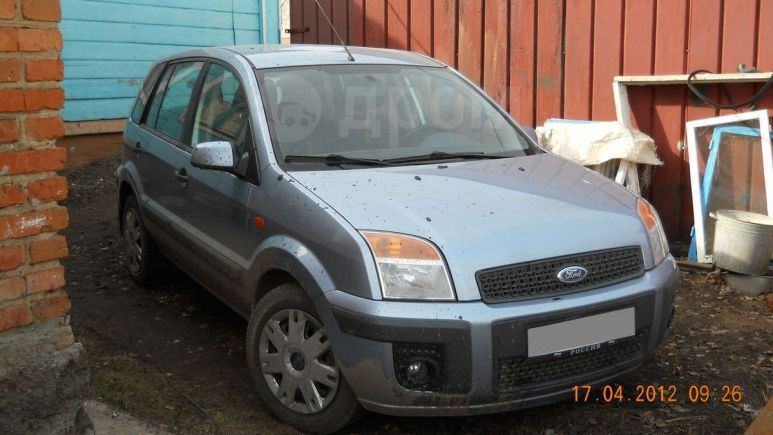 Ford Fusion, 2006 год, 310 000 руб.