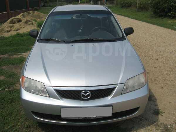 Mazda Protege, 2001 год, 250 000 руб.