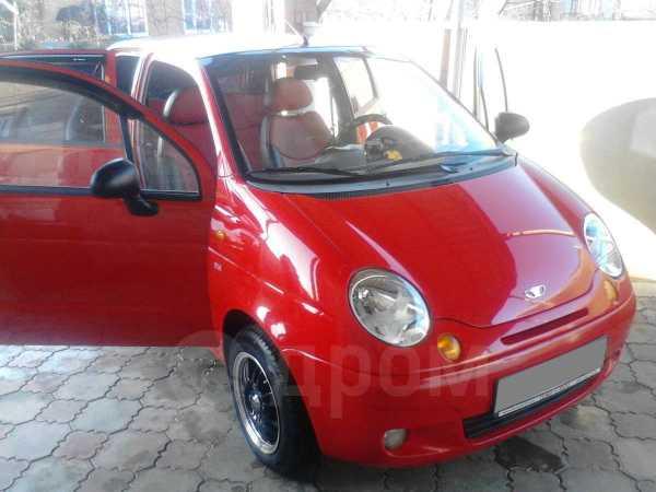 Daewoo Matiz, 2010 год, 205 000 руб.