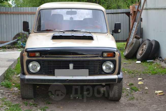 Лада 4x4 2121 Нива, 1989 год, 70 000 руб.
