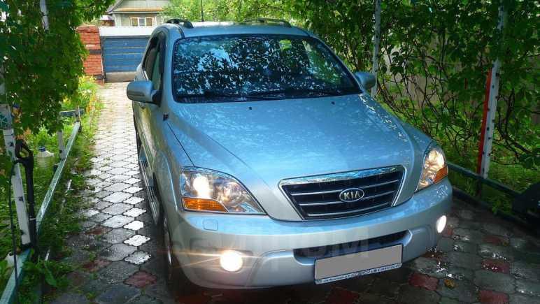 Kia Sorento, 2007 год, 635 000 руб.