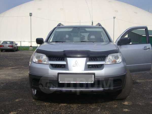 Mitsubishi Outlander, 2008 год, 600 000 руб.